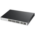 24-Port Gigabit PoE 4 Dpgbe RJ-45/SFP28P375W Power Bgt (NSW100-28P)
