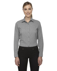 Lt Heather 78802 North End Sport Blue Central Ave Mélange Performance Shirt