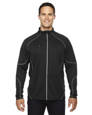 Black 88174 Ash City - North End Men's Gravity Performance Fleece Jacket | Blankclothing.ca