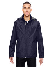 88216 North End Excursion Transcon Lightweight Jacket with Pattern