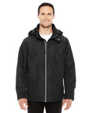 Black/Graphite 88226 North End Men's Insight Interactive Shell Jacket