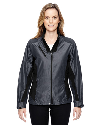 Carbon 78807 North End Sport Red Interactive Aero Two-Tone Lightweight Jacket