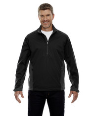 Black 88656 North End Sport Red Laminated Performance Stretch Wind Shirt