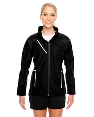Black TT86W Team 365 Dominator Waterproof Jacket