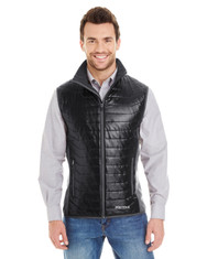 Black - 900288 Marmot Men's Variant Vest