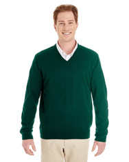 Hunter - M420 Harriton Men's Pilbloc™ V-Neck Sweater