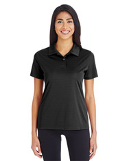 Black - TT51W Team 365 Ladies' Zone Performance Polo