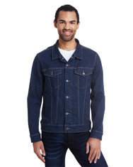 Classic Denim - 370J Threadfast Unisex Denim Jacket | Blankclothing.ca
