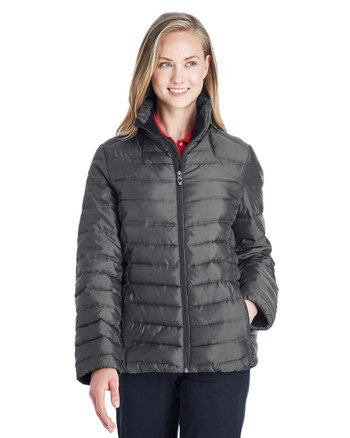 Pollar/Alloy - 187336 Spyder Ladies' Supreme Insulated Puffer Jacket   BlankClothing.ca