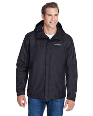 Black - 2433 Columbia Men's Watertight™ II Jacket | BlankClothing.ca