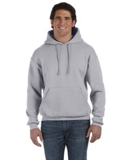 Athletic Heather Hooded Sweatshirt
