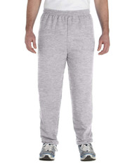 Sport Grey G182 Gildan Heavy Blend Sweatpants | Blankclothing.ca