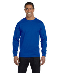 Royal G840 DryBlend 50/50 Long Sleeve T-Shirt
