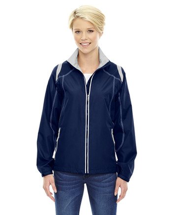 Night - 78076 North Ladies' Lightweight Colour-Block Jacket