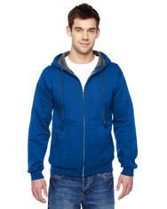 Royal SF73R Fruit Of The Loom Softspun Full-Zip Hooded Sweatshirt | Blankclothing.ca