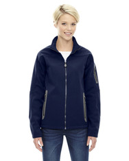 Classic Navy - 78060 North End Ladies' Soft Shell Technical Jacket