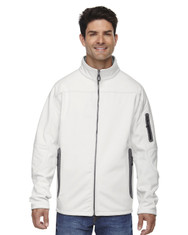 Crystal Quartz - 88138 North End Men's Soft Shell Technical Jacket