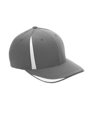 Sport Graphite/White ATB102 Flexfit for Team 365 Pro-Formance Front Sweep Cap