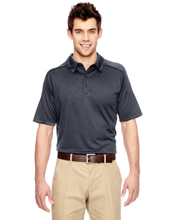 Carbon 85117 Ash City - Extreme Eperformance Mélange Polo