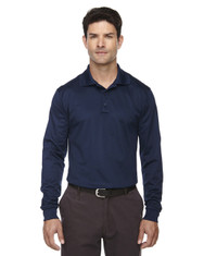 Classic Navy 85111T Ash City - Extreme Eperformance Men's Tall Long-Sleeve Polo Shirt
