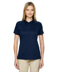 Night 75117 Ash City - Extreme Eperformance Mélange Polo