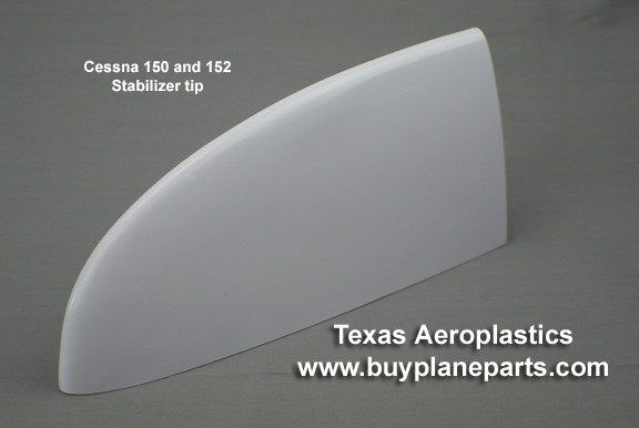 31-09-80A Left or Right Cessna 182 Stabilizer Tip