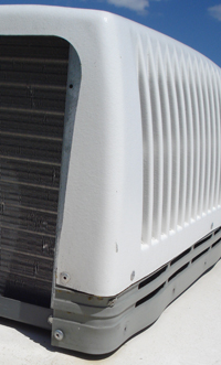 Dometic Brisk Air Duo Therm RV Air Conditioner Shroud (Old Style)