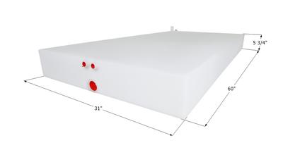 Jayco Fresh Water Tank WT3544 - 42 Gal., 0219276