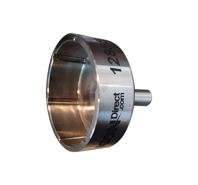 "Spin Weld Driver, 1 1/2"" Heavy Duty Raised FPT"
