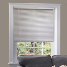 Aura Cordless Aluminum Mini Blinds