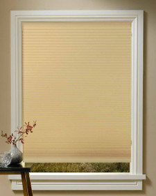 Double Cellular Shade Honey Beige