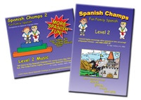 Spanish Champs Level 2