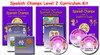 Spanish Champs Level 2 Curriculum Kit