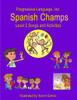 Spanish Champs Level 2 Song and Activity Book