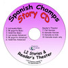 Spanish Champs Level 2 Story and Reader's Theater Audio CD