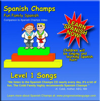 Level 1 CD (song download) and Song/Activity Book