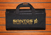 "Santos Big Game Lure Bag - Small (12"" X 5"" Pockets)"