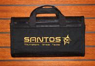 "Santos Big Game Lure Bag - Small (12"" X 5"" Pockets)"