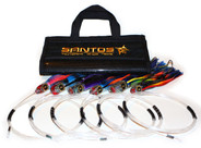 Tuna / Dorado Trolling Lure Pack - Tournament Rigged (20-50 lb Class Tackle)