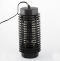 Black Electric Mosquito Killer Lantern Light