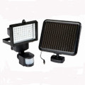 Outdoor Garden 60-LED Solar Security Shed Garage Work Light Flood Light