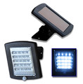 Outdoor Garden 36-LED Solar Security Shed Garage Work Light Flood Light