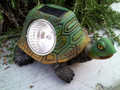Solar Green Tortoise/Turtle Garden Decor Light