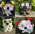 Solar Powered Garden Decor Dog/Puppy Light