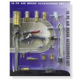 18 Piece Air Tool Accessory Fitting Kit