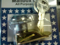Mailbox Lock All Purpose Lock w/ Key