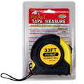 33 FT Heavy Duty Tape Measure