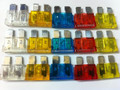 15 Pc Auto Fuse Assortment (Old Vehicle)