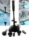 Submersible WaterFall Pond Pump W/Filter (PUM10254)