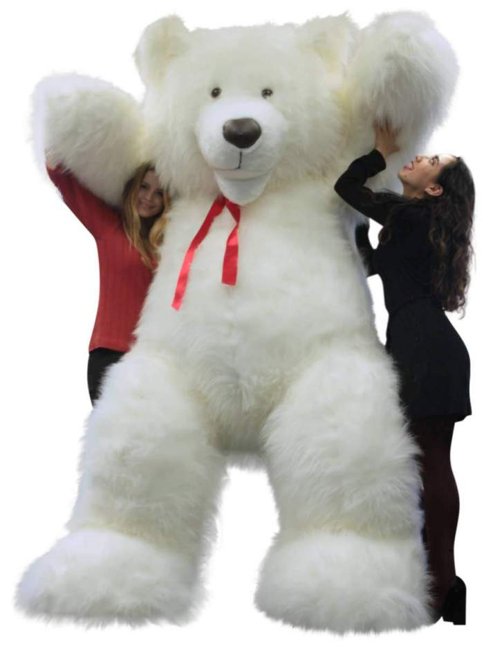 Occasions - Valentines Day - 9 Foot Giant Teddy Bears - Big Plush ...
